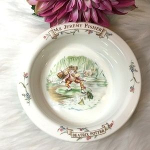Royal Albert Beatrix Potter  Bone china Bowl